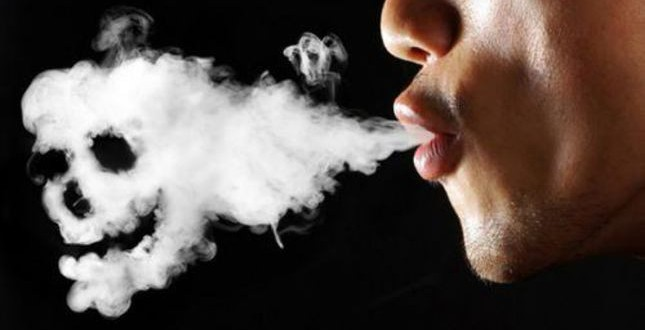Is vaping bad for your lungs