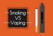 Vaping vs. Smoking